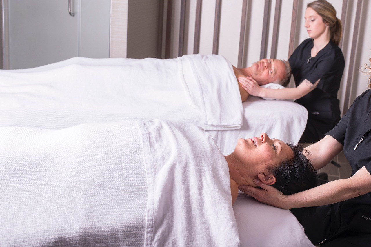 Couples Massage At Living Shore Spa